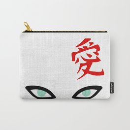 Gaara eyes Naruto Carry-All Pouch