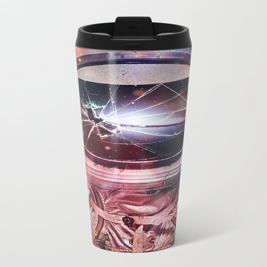 Continuous Metal Travel Mug