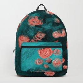 Rose Red Backpack