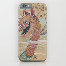 SWIMMING WITH PUPPETS iPhone 6s Slim Case