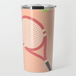#19 Tennis Travel Mug