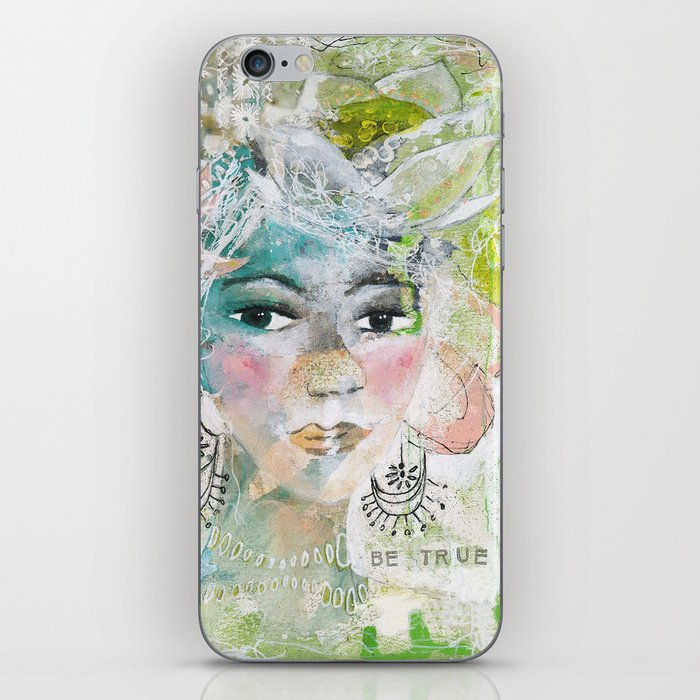 BE TRUE iPhone Skin