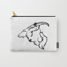 Muntjac Carry-All Pouch