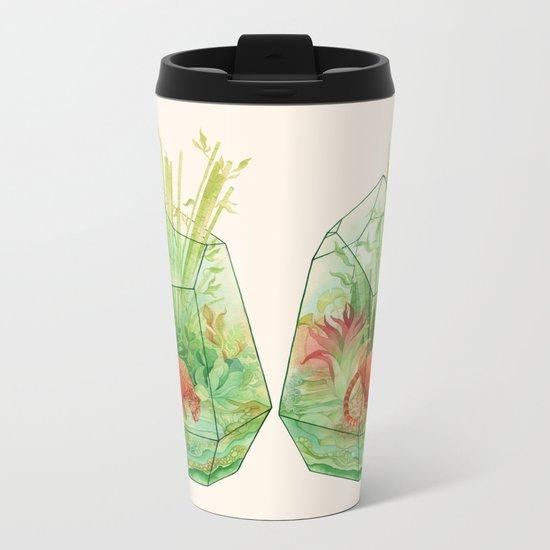 Tigerrarium Metal Travel Mug
