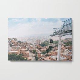 Urban Renewal Metal Print