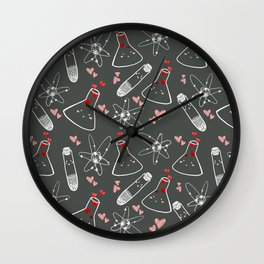 ChemLove Wall Clock