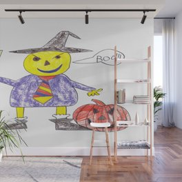 BOO! To YOU! Wall Mural