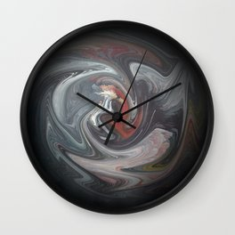 Abstract 132 Wall Clock