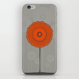 Poppies Poppies Poppies iPhone Skin