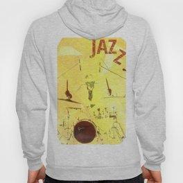 Jazz Poster Hoody
