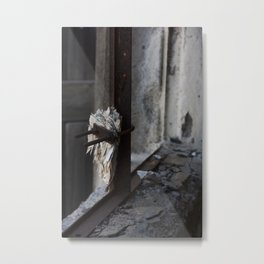 Hold On To This Feeling Metal Print