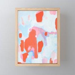 Color Study No. 11 Framed Mini Art Print