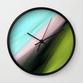 Liquorice Allsort Wall Clock