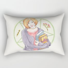 Willow Rosenberg of Buffy Rectangular Pillow