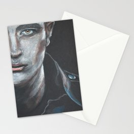 Robert Pattinson as Edward Cullen Stationery Cards