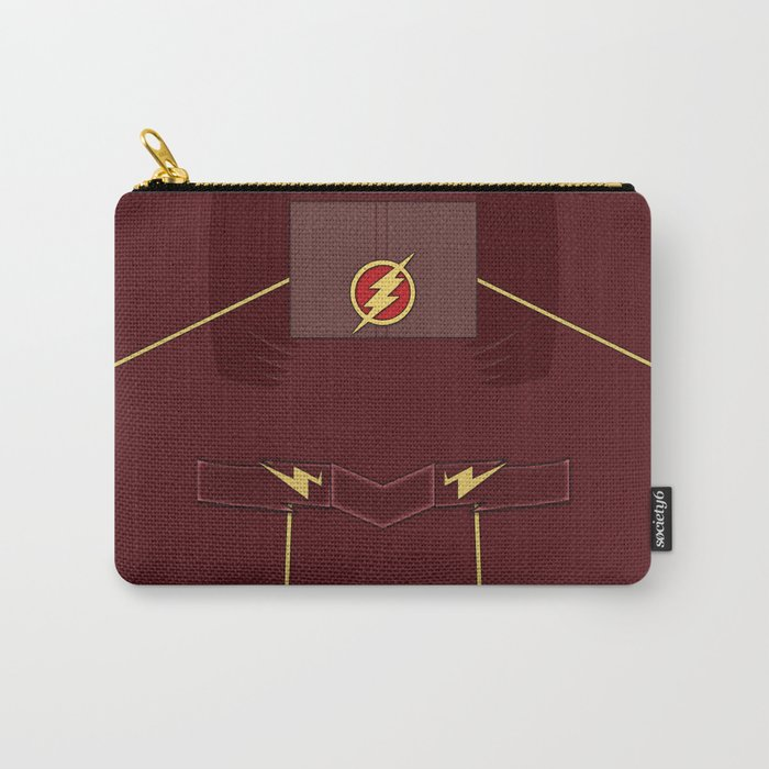 Superheroes phone | The Flash #1 version Carry-All Pouch