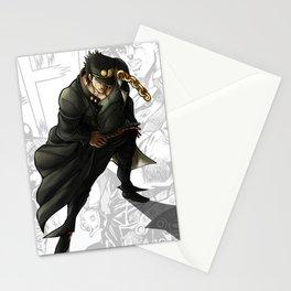 Jotaro Kujo Artwork Stationery Cards
