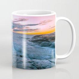Arctic sunset Coffee Mug