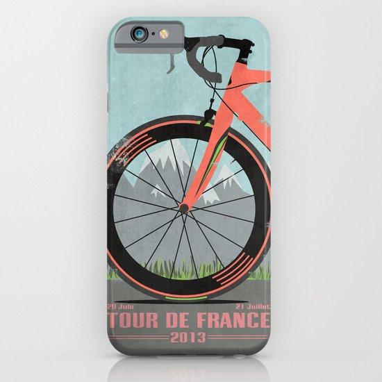 Tour De France Bike iPhone & iPod Case