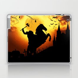 Headless Horseman Laptop & iPad Skin