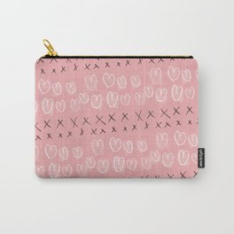 Heart Isle Carry-All Pouch