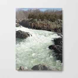 Great Falls National Park Metal Print