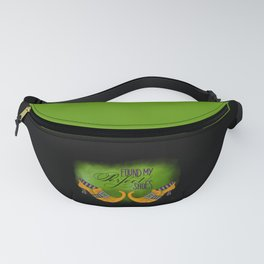 Halloween-Found My Perfect Shoes-Witch Shoes Fanny Pack