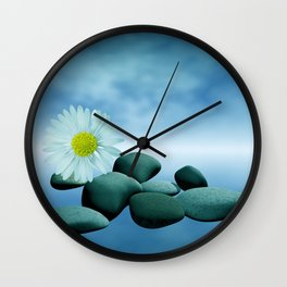 little pleasures of nature -389- Wall Clock