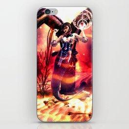meraculous tarot :: death iPhone Skin