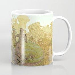 Mycelium Seep - alternative cover art Coffee Mug