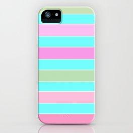 Leela 2 . turquoise iPhone Case
