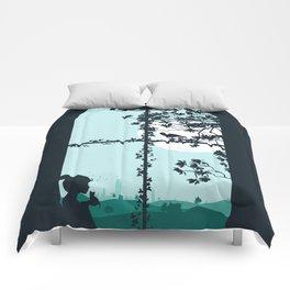 Mad World II Comforters