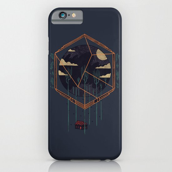 The Dark Woods iPhone & iPod Case