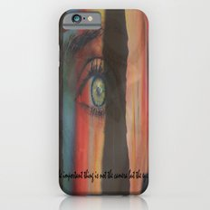 The Important Thing is Not the Camera but the EYE iPhone 6s Slim Case