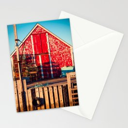 End of Day at Blue Rocks Stationery Cards