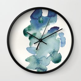 18   | 190816 | Surrender | Abstract Watercolour Painting Wall Clock