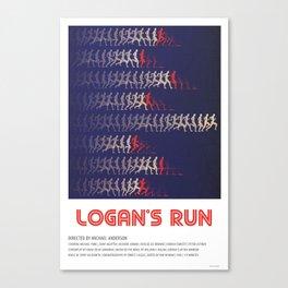 Logan's Run (1976) Canvas Print