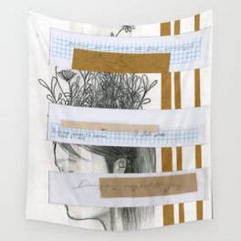 Untitled 111 Wall Tapestry