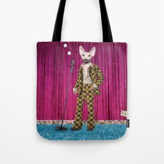 Animal Collection -- Boogie Nights Tote Bag