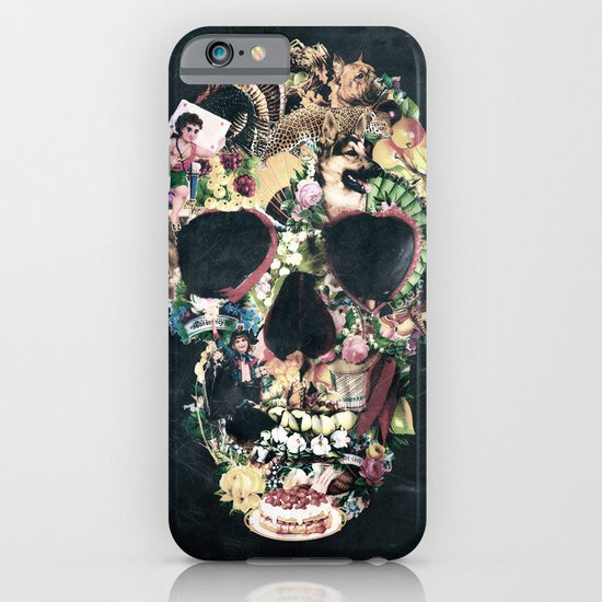 Vintage Skull iPhone & iPod Case