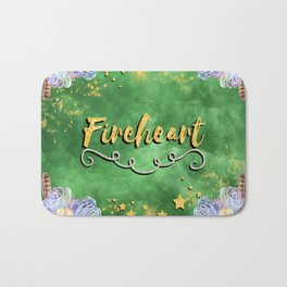 Fireheart Bath Mat