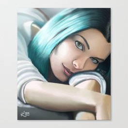 Ultima Suicide Canvas Print