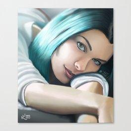 Ultima Suicide Canvas Print