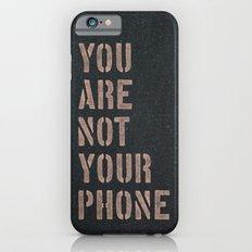 IN TYLER WE TRUST Slim Case iPhone 6s