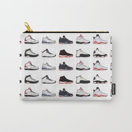 Air Jordan Series Collection 1-14 Carry-All Pouch