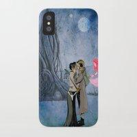 saga iPhone & iPod Cases featuring Saga by Rob O'Connor