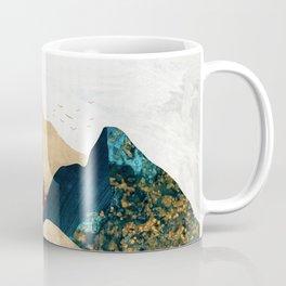 Malachite Mountains Coffee Mug