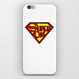 Super Old iPhone Skin