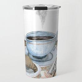 A big breakfast Travel Mug