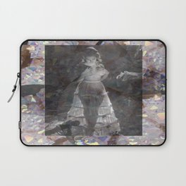 Gems and Gauze Laptop Sleeve